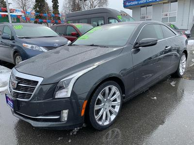 2016 Cadillac ATS 2.0L Turbo Performance for sale VIN: 1G6AK1RX1G0103879