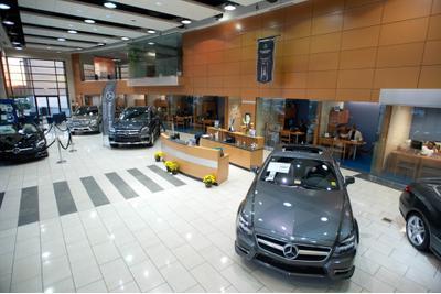 Mercedes-Benz of Midlothian Image 3