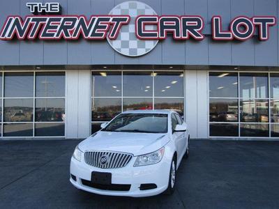 2011 Buick LaCrosse CX for sale VIN: 1G4GA5ED8BF337127
