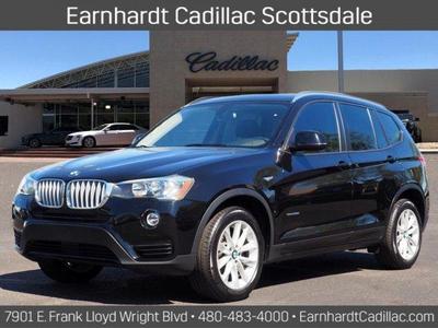 BMW X3 2017 for Sale in Scottsdale, AZ