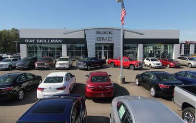 Gmc Dealers Indianapolis >> Ray Skillman Buick Gmc South In Indianapolis Including