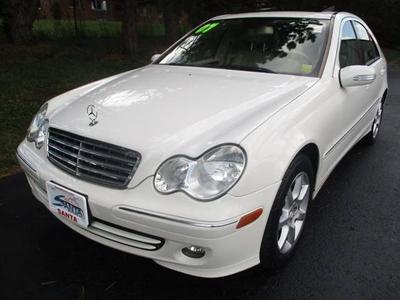 2007 Mercedes-Benz C-Class C280 4MATIC for sale VIN: WDBRF92H07F870673