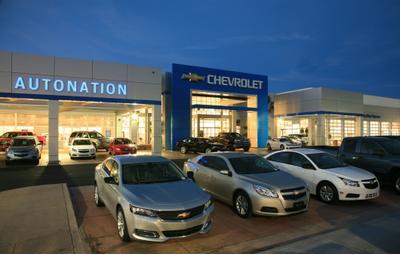AutoNation Chevrolet Mesa Image 1