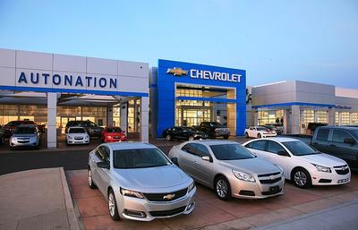 AutoNation Chevrolet Mesa Image 3