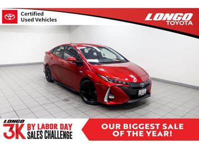 Toyota Prius Prime 2017 for Sale in El Monte, CA