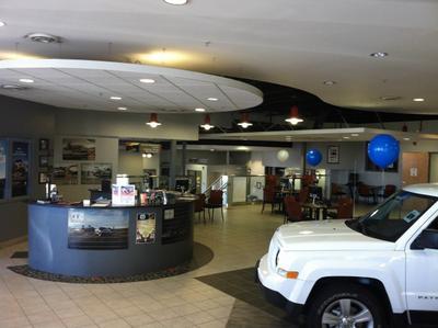 Lithia Chrysler Jeep Dodge RAM of Great Falls Image 5