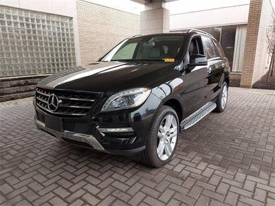 Mercedes-Benz M-Class 2013 for Sale in Cincinnati, OH
