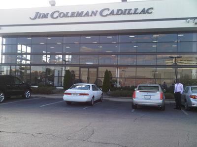 Jim Coleman Cadillac Image 1