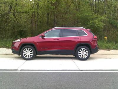 2015 Jeep Cherokee Limited for sale VIN: 1C4PJMDB9FW644911