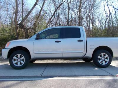 Nissan Titan 2012 for Sale in Montgomery, AL