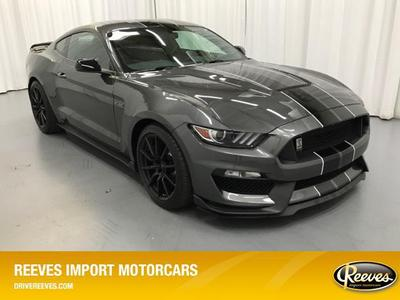 2017 Ford Mustang GT for sale VIN: 1FA6P8JZ7H5524221