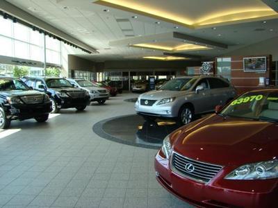 Nalley Lexus Galleria Image 2