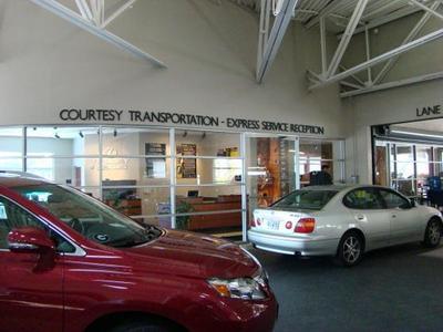 Nalley Lexus Galleria Image 6