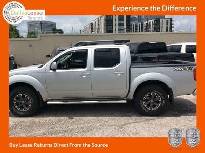 2017 Nissan Frontier Pro-4X for sale VIN: 1N6AD0EVXHN776418