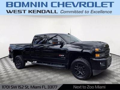 Chevrolet Silverado 2500 2018 for Sale in Miami, FL