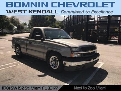 Chevrolet Silverado 1500 2003 for Sale in Miami, FL