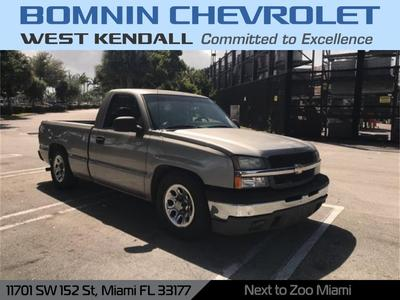 Chevrolet Silverado 1500 2003 for Sale in Miami, FL