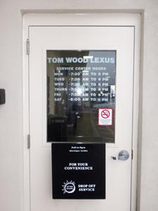 Tom Wood Lexus Image 6