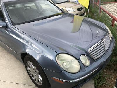 Mercedes-Benz E-Class 2003 for Sale in San Antonio, TX