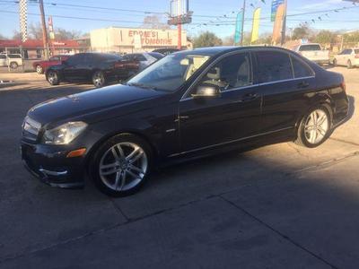 Mercedes-Benz C-Class 2012 for Sale in San Antonio, TX