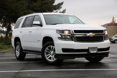 Chevrolet Tahoe 2017 for Sale in Fife, WA