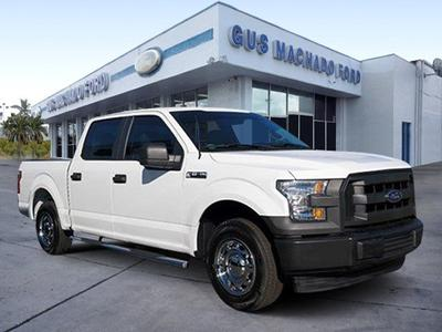2017 Ford F-150 XL for sale VIN: 1FTEW1C83HFC81182