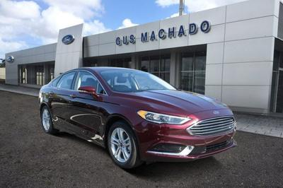2018 Ford Fusion SE for sale VIN: 3FA6P0HD4JR255514