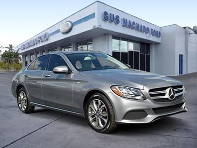 2016 Mercedes-Benz C-Class C 300 4MATIC for sale VIN: 55SWF4KB1GU103565