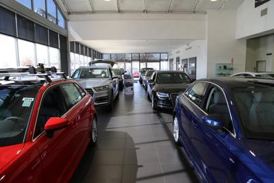 Continental Audi of Naperville Image 6