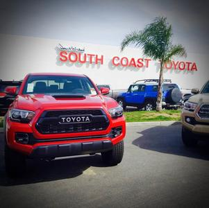 South Coast Toyota Image 2