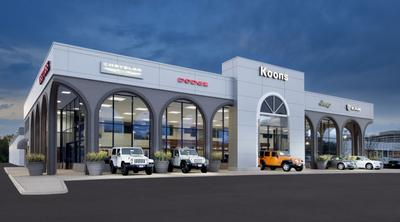 Koons Tysons Chrysler Dodge Jeep RAM Image 1