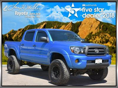 2005 Toyota Tacoma  for sale VIN: 5TELU42N05Z089464