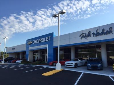 Rick Hendrick City Chevrolet Image 3