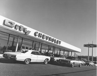 Rick Hendrick City Chevrolet In Charlotte Including Address