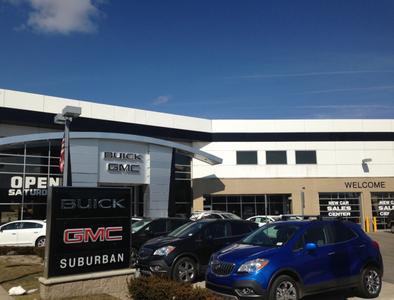 Suburban Buick GMC of Ferndale Image 8