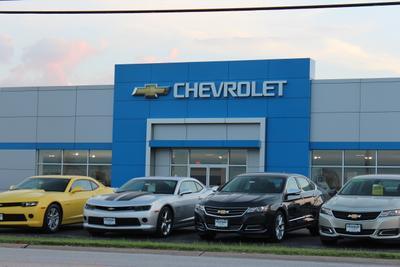 Poage Chevrolet Image 8