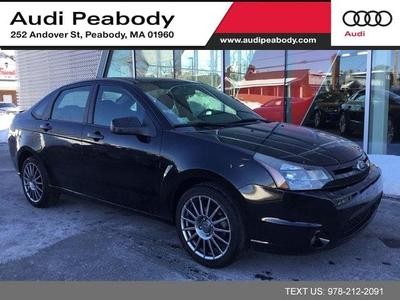 2011 Ford Focus SES for sale VIN: 1FAHP3GN2BW186230