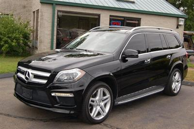 2015 Mercedes-Benz GL-Class GL 550 4MATIC for sale VIN: 4JGDF7DE0FA463303