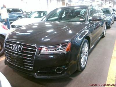 2016 Audi A8  for sale VIN: WAU43AFD2GN011164