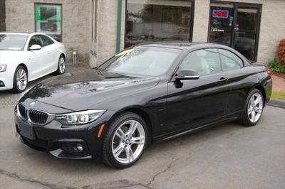 2018 BMW 430 i xDrive for sale VIN: WBA4Z3C53JEA31750