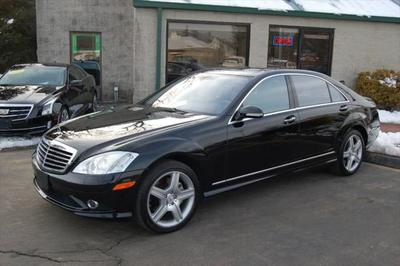 2007 Mercedes-Benz S-Class S 550 4MATIC for sale VIN: WDDNG86X77A130758