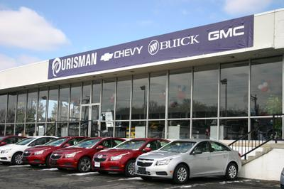 Ourisman Chevrolet Buick GMC of Alexandria Image 1