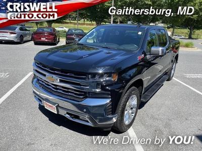 Chevrolet Silverado 1500 2019 for Sale in Gaithersburg, MD