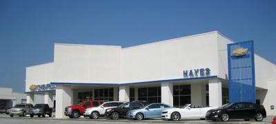 Hayes Chevrolet Cadillac Buick GMC Image 4