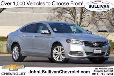 Chevrolet Impala 2017 for Sale in Roseville, CA