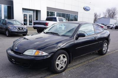 2002 Chevrolet Cavalier LS for sale VIN: 1G1JS124527121940