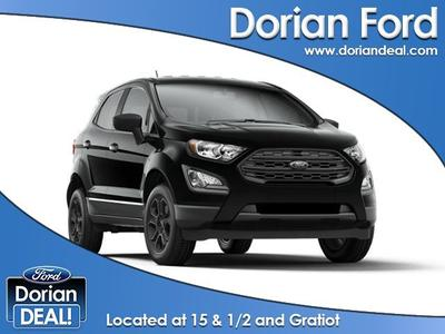 2018 Ford EcoSport  for sale VIN: 00J6P1WL0JC000000