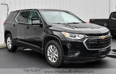 2018 Chevrolet Traverse LS for sale VIN: 1GNEVFKW9JJ111404