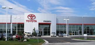 Priority Toyota Springfield Image 1