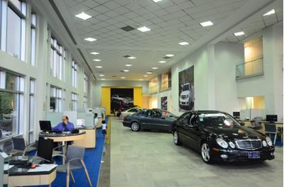 Mercedes-Benz of Tysons Corner in Vienna including address ...